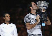 20170129澳網第二週男單賽事摘要:Roger Federer第五度封冠