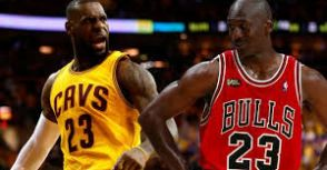 MJ V.S. LBJ who's better?