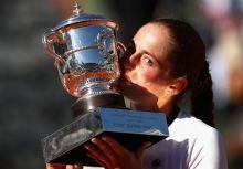 新生代北境網球公主: Jelena Ostapenko