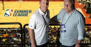 夏聯玩很大!讓夏季聯賽更NBA的兩個男人