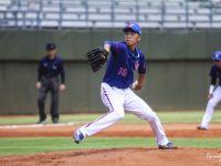 世大運棒球-呂彥青對法國投球分析