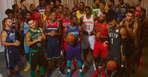 NIKE NBA 球衣背後的瘋狂科技