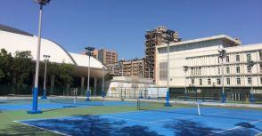 臺北網球場-預訂場地說明