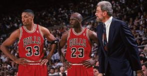 Eleven Rings: The Soul of Success [Phil Jackson] 第六章:Warrior Spirit