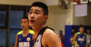 充滿意外的籃球之路—劉映磊