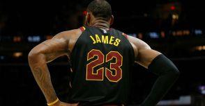 真男人LeBron James,我心中的MVP!