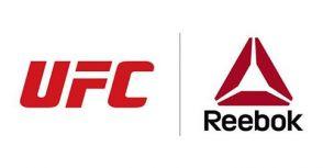 UFC與Reebok達成六年合作協議