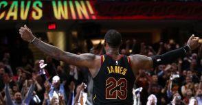 LeBron James:Bill Russell 以降最強的東區霸主(下)