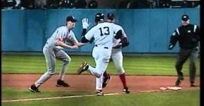 奇蹟降臨,魔咒解除—談2004年波士頓紅襪隊:A-Rod!A-Rod!