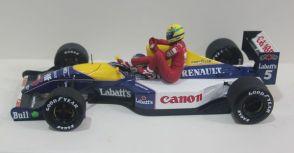 Senna & Mansell Taxi 最貴的計程車