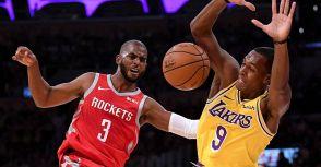 熟悉的NBA回來了?火箭湖人大亂鬥,三人遭驅逐