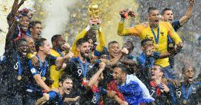 2018年世界足壇重大事件回顧