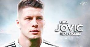 Luka Jovic轉會皇家馬德里