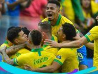 來真的了  2019美洲盃八強  巴西 對 巴拉圭
