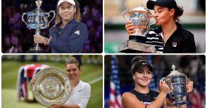 2019年布魯斯個人觀察WTA十大事件回顧:眾家女將相互輝映的一年