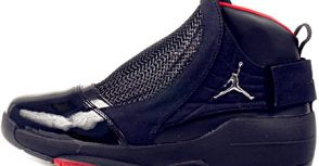 [我的老鞋回憶]-Air Jordan XIX Black/Red