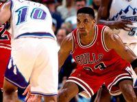 被MJ無情高壓對待,Pippen強勢逼出自己天下第二人的高度!