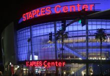 【Happy で∼す!LA】─ Staples Center巡禮