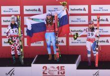 2015高山滑雪世錦賽戰報:女子組直線道(Ladies' Downhill)