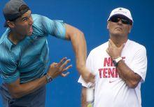 納達爾和叔叔一起教你打網球(上篇)