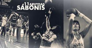 在奧運的賽場上,改變世界:沙彭尼斯(Arvydas Sabonis)