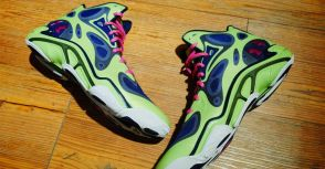 【First look】Umder Armour - Anatomix Spawn
