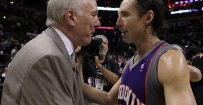 重溫馬刺與Nash的季後賽恩怨,馬刺眾將為他送上退休祝福!