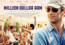 棒球電影-百萬金臂(Million Dollar Arm)(上)