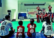 小羽教練的小鳥哲學(下)──專訪台灣啦啦隊總會會長黃羽淳
