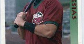 中華職棒歷史上強力打者代名詞 鷹俠(Luis Iglesias) 球員卡