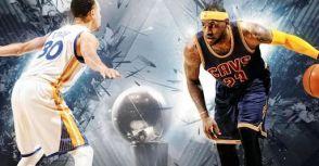 NBA 總冠賽分析 2015 6/8 克里夫蘭騎士(客)@金州勇士(主) 8:00