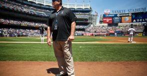 想把全壘球帶出洋基球場?先得過他這關