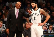 倦鳥歸巢------Deron Williams
