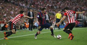 [賽前報導] - 西班牙超級盃:畢爾包競技vs巴塞隆納