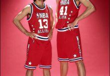 我們是永遠最好的朋友 Dirk Nowitzki and Steve Nash