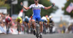 「公路世錦賽」Peter Sagan不再老二 彩虹衫上身!