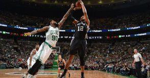 [球隊隨筆]Aldridge關鍵表現,Celtics不敵老練馬刺。