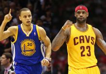 NBA 2K16更新!Stephen Curry數值提高,與LeBron James持平!