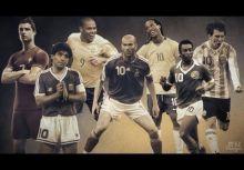 足球每項技術中的最強代表是他們嗎?