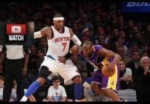 紐約人主場球迷向Kobe大聲呼喊:「MVP!!」