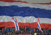 泰國世界盃男足國家隊近期調整