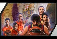 歐冠籃球亞巡之旅 - 台北表演賽Highlight