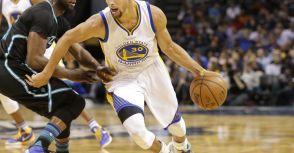 投到讓人放棄的Stephen Curry