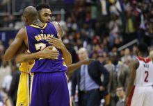 真心話大冒險?Russell:沒了Kobe,有傳球了