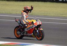 【MotoGP】Rd.02阿根廷站排位賽:轉倒也沒問題,Marquez勇奪竿位!