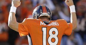 Peyton Manning 510傳球達陣記錄達成