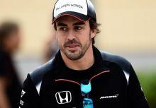 【F1】「沒問題」:Alonso回歸戰場!