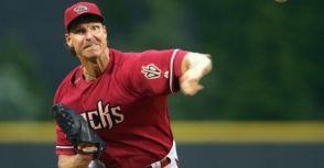 巨怪Randy Johnson的圓滿投手生涯