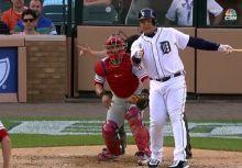 暌違一個多禮拜才吃K Cabrera給投手「按讚」!
