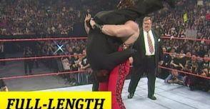 大聯盟安打王Pete Rose在摔角賽中扮演大反派